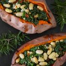 Sweet Potato Kale