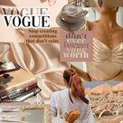 Vibes: comics, Vogue, pink, cute