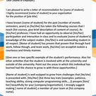 Basic Letter of Recommendation Template [Pack of 3] | Premium Printable Templates