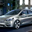 BMW Active Tourer Concept Paris 2012