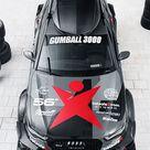 Taxifahrt im Audi RS6 DTM von Jon Olsson