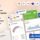 Boltz — React Crypto Admin and Dashboard Template | Stylelib