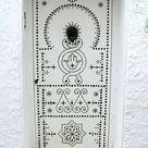 white door hammamet