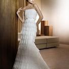 Layered Wedding Dresses