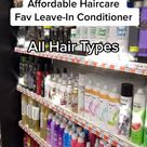 Affordable leave in conditioner