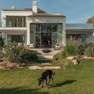 Une maison portugaise rénovée en tons naturels - PLANETE DECO a homes world
