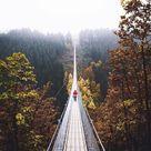 Longest Suspension Bridge - Germany