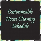 Daily Cleaning Schedules