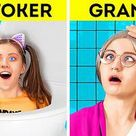 Crazy Pranks to You Should Try ASAP🥳 Tik Tok Magic Tricks to Have Fun With Friends