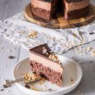 Der beste Schoko Mousse Kuchen