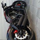"Harley Davidson 300 ""Red Stripes"" Night Rod by Bad Boy Customs"
