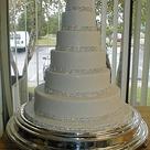Sparkly Wedding Cakes
