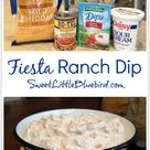 Easy Party Dips