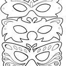 Máscaras de Carnaval Fáceis de Fazer: 20 Modelos