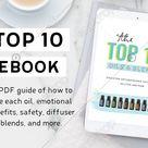 Top 10 Oils Ebook-US Market by Sarah Kliewer
