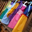 Dress Up Aprons