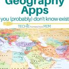 Cool Geography Apps You Probably Don't Know Exist