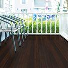 Classic Espresso 1x4 Porch Flooring T G Fused Bamboo Also For Interior Floors Porch Flooring Outdoor Rugs Outdoor