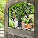 Gartentor selber bauen: DIY Anleitung und 45 einzigartige Beispiele - DIY, Garten - ZENIDEEN
