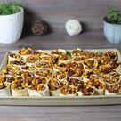 Mexikanische Wrap-Platte im Ofenzauberer James von Pampered Chef®