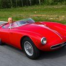 Alfa Romeo 2000 Sportiva Spider 1954