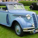 European Concours 2003, Post Vintage Thoroughbred 1930 to 1939