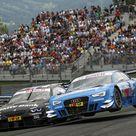 Filipe Albuquerque, Audi A5 DTM, Red Bull Ring, 2012 · RaceFans