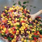 Black Bean Corn