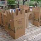 Cardboard Forts