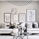 How to CORRECTLY Hang a Wall Art
