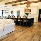 Luxury Vinyl Plank for a brand new home
