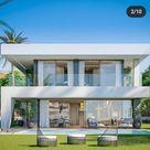Luxurious modern houses
