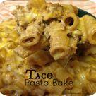 Taco Pasta Bake