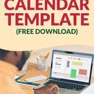 Excel Holiday Calendar Template 2021 and Beyond FREE Download