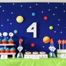 Rocket Birthday Parties