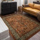 Home Decorators Collection Mariah Spice 8 ft. x 10 ft. Area Rug-670610 - The Home Depot