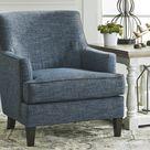 Tenino - Indigo - Accent Chair