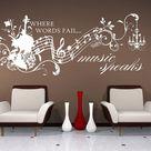 Music Room Art