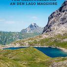 Alpenüberquerung vom Kleinwalsertal an den Lago Maggiore     Dusty Boots
