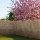 Gartenzaun Bellcast aus Holz
