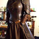 Female armor/corset
