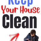 How to Keep Your House Clean - September 28th 2021 Task