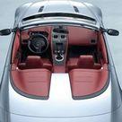 Das große Kribbeln Aston Martin V8 Vantage Roadster 2007