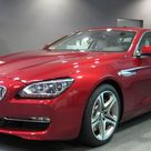 2012 BMW 6 Series Coupe Aug 8, 2013 Photo Gallery