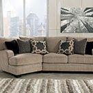 JENNIFER FURNITURE - Living Room Sets