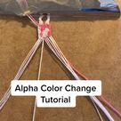 Alpha Color Change Tutorial