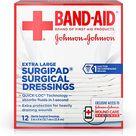 Band Aid Extra Large Surgipad Surgical Dressing