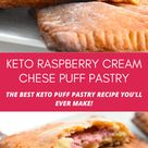 The Best Keto Puff Pastry Recipe