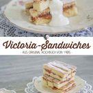 Victoria Sandwich Cake - Originalrezept aus dem 18. Jahrhundert - Schnin's Kitchen