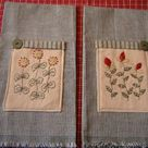 Primitive Embroidery Patterns